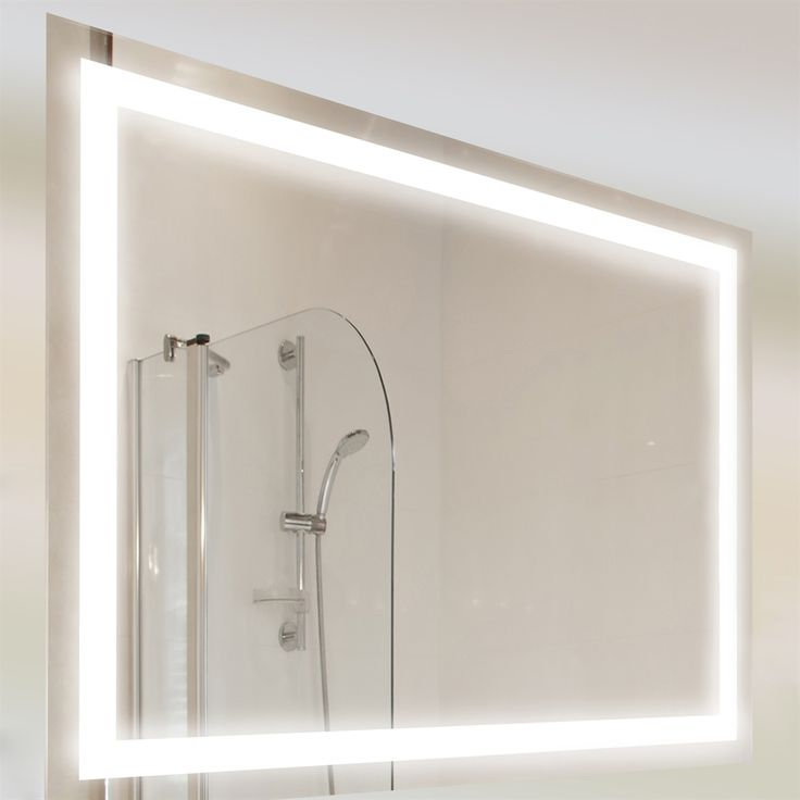 Bathroom Mirrors Stores 91 best illuminated back lit led rectangle vanity bathroom mirror