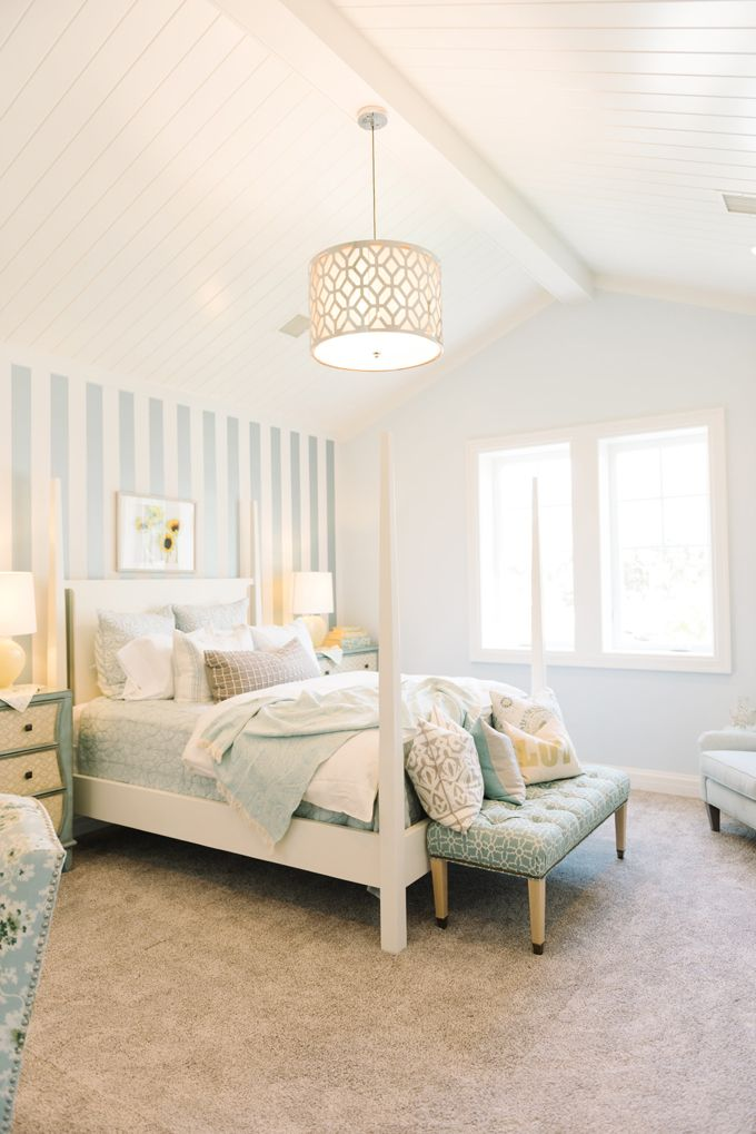 House of Turquoise  Dream Home Tour   Day Two Visit My Bedroom Retreat   Bedding Sets  Comforter Sets  Duvet Cover Sets  Body Support Pillows   displayed by. 17 Best ideas about Bedroom Ceiling Lights on Pinterest   Bedroom