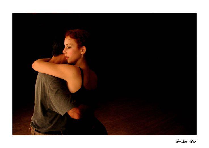 Tango, A Local Milonga, Fenerbahce, Istanbul, Turkey, 2006, Photo by İbrahim İLTER
