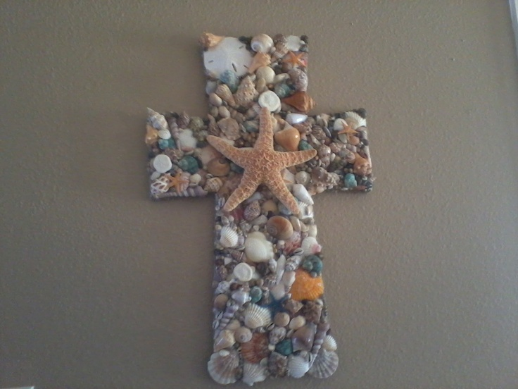Shell cross