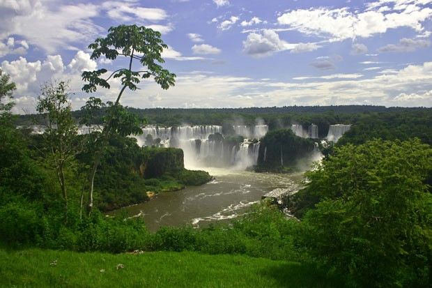 Cataratas do Iguaçu, entre Brasil e Argentina: Beautiful Photo, Catarata Del, Favorite Places, Beautiful Waterfalls, Iguazu Fall, Del Iguazú, Beautiful Places, Las Catarata, Beautiful Pictures