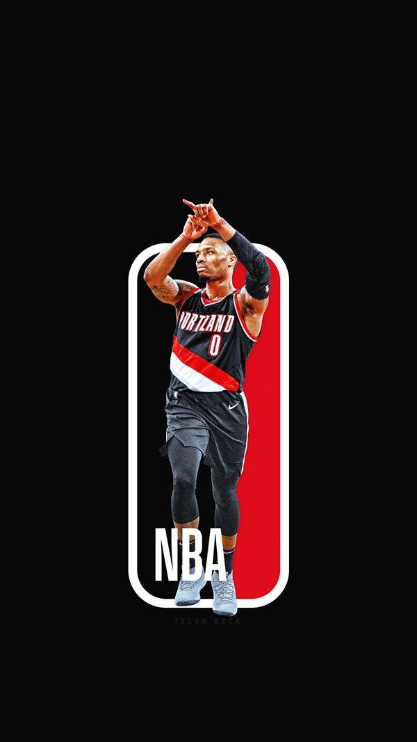 The Next Nba Logo Nba Logoman Series On Behance Nba Logo Nba Basketball Art Mvp Basketball