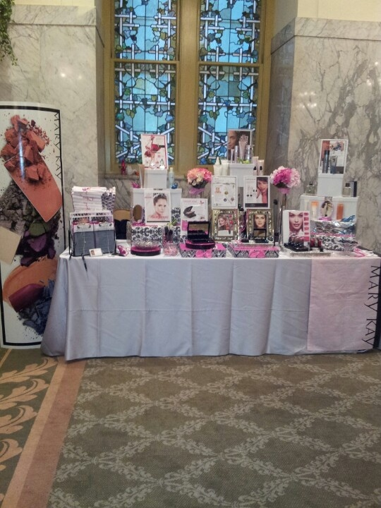 13 Best Mary Kay Vendor Tables Images On Pinterest