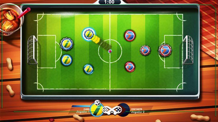 Super Button Soccer na Promoção de Primavera da Steam!