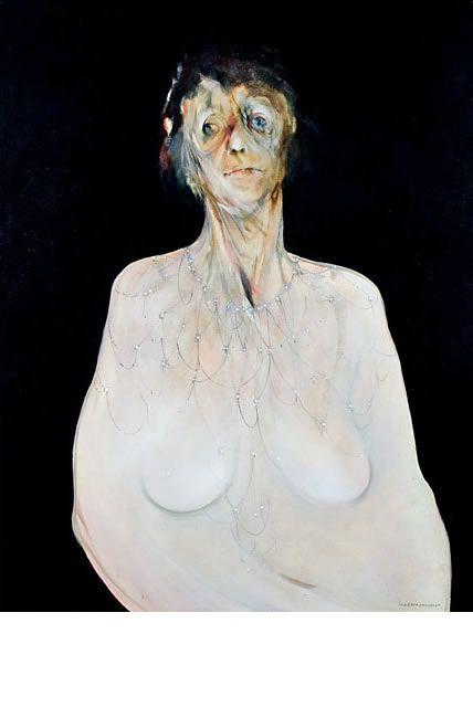 judith mason - Self Portrait, 1984