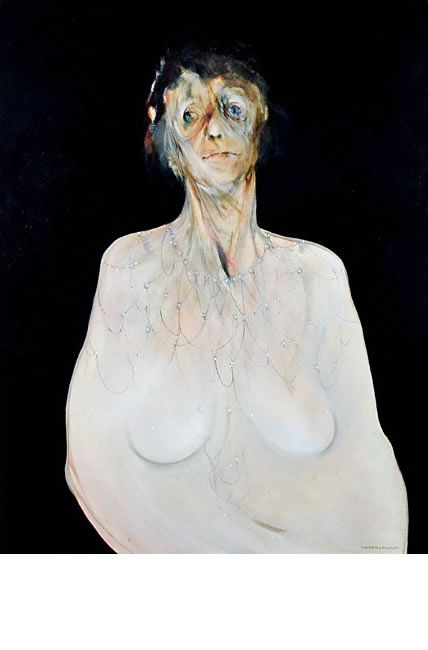 judith mason - Self Portrait, 1984