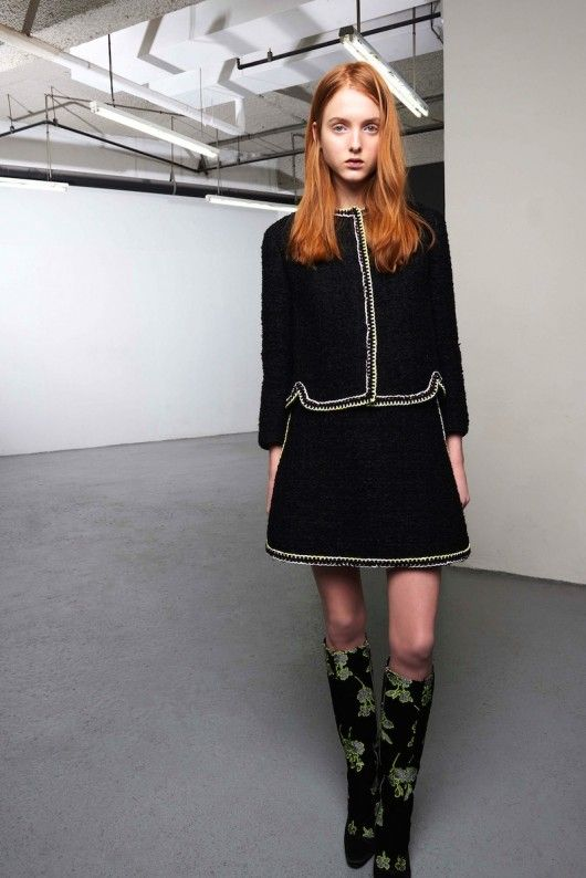 Giambattista Valli Pre-Fall 2015 (21)  - Shows - Fashion