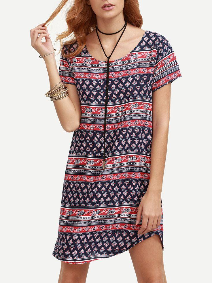 Buy it now. Navy Tribal Print Shift Dress. Navy Vintage Cotton Round Neck Short Sleeve Shift Short Tribal Print Fabric has no stretch Summer Tunic Dresses. , vestidoinformal, casual, camiseta, playeros, informales, túnica, estilocamiseta, camisola, vestidodealgodón, vestidosdealgodón, verano, informal, playa, playero, capa, capas, vestidobabydoll, camisole, túnica, shift, pleat, pleated, drape, t-shape, daisy, foldedshoulder, summer, loosefit, tunictop, swing, day, offtheshoulder, smock, ...