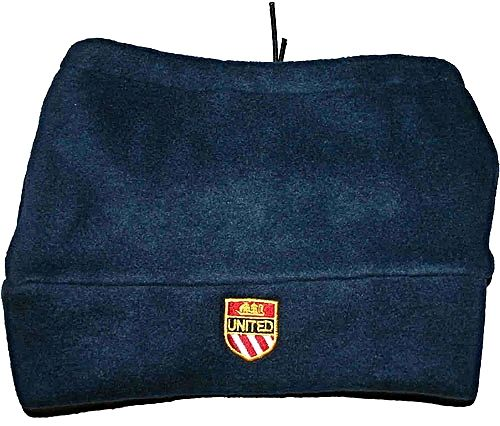 Navy 3 in 1 Snood with Manchester Shield