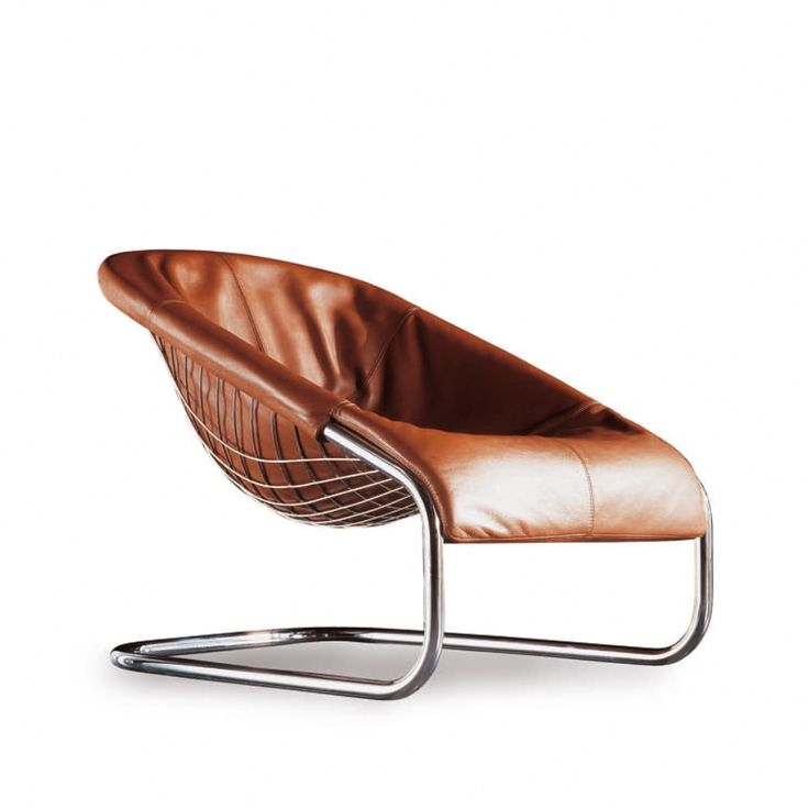 Cortina Armchair by Minotti on ECC