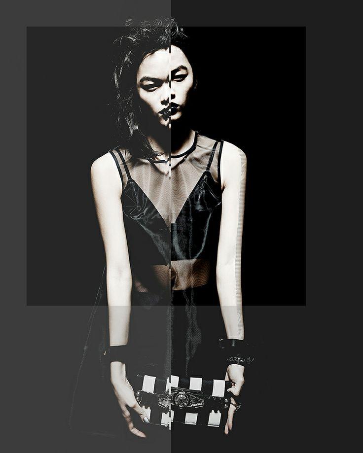 PAUL BOCHE @ FUSION NY + JEN DAU @ NEW YORK MODELS - Beyond Control - SSENSE