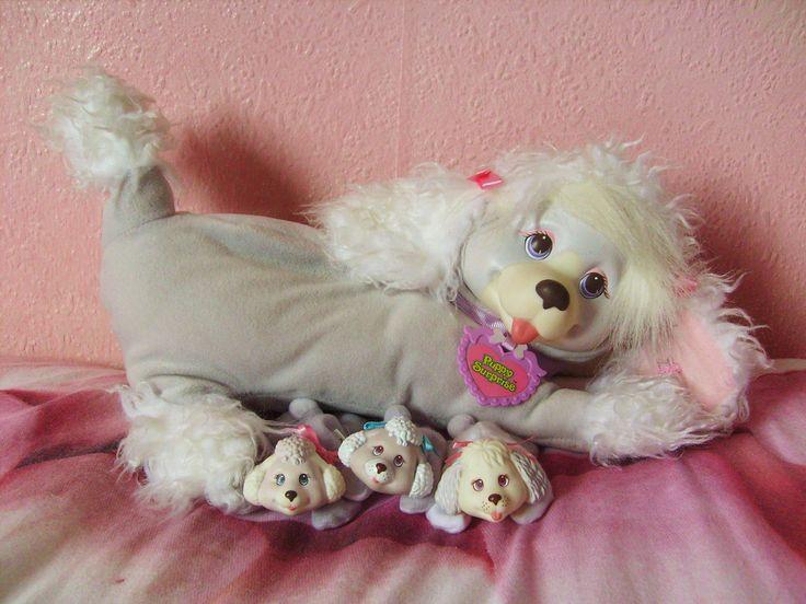 Hasbro Puppy Surprise Toy puppies, Retro toys, Puppies