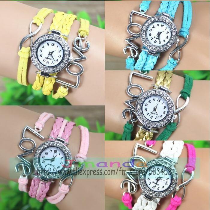 Śliczny zegarek bransoletka INFINITY ONE DIRECTION z cyrkoniami SUPER CENA http://crazydiamond.pl/p1972,sliczny-zegarek-bransoletka-infinity-z-cyrkoniami.html…