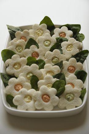 Bouquet Sandwich | Sanduíche Buquê de Flores