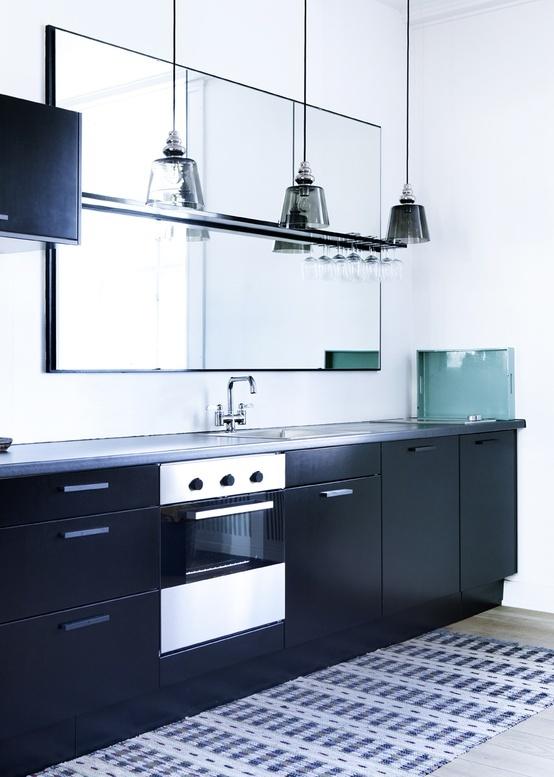 17 mejores imágenes sobre espejos en cocinas y comedores en ...