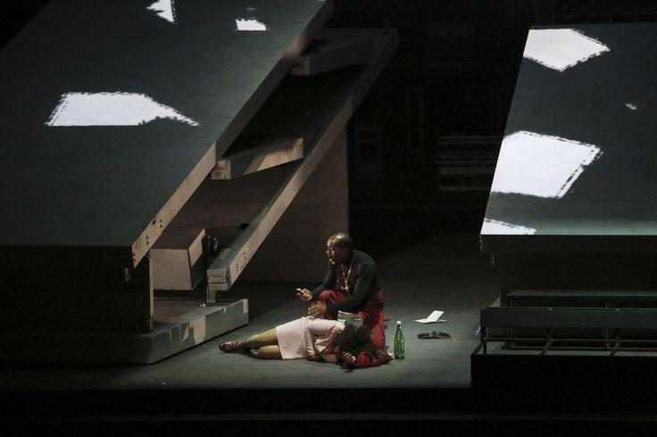 I was looking at the Ceiling song play John Adams diretto da Giorgio Barberio Corsetti con www.officine-k.com Teatro dell' Opera Roma  photo by Olimpia Nigris Cosattini