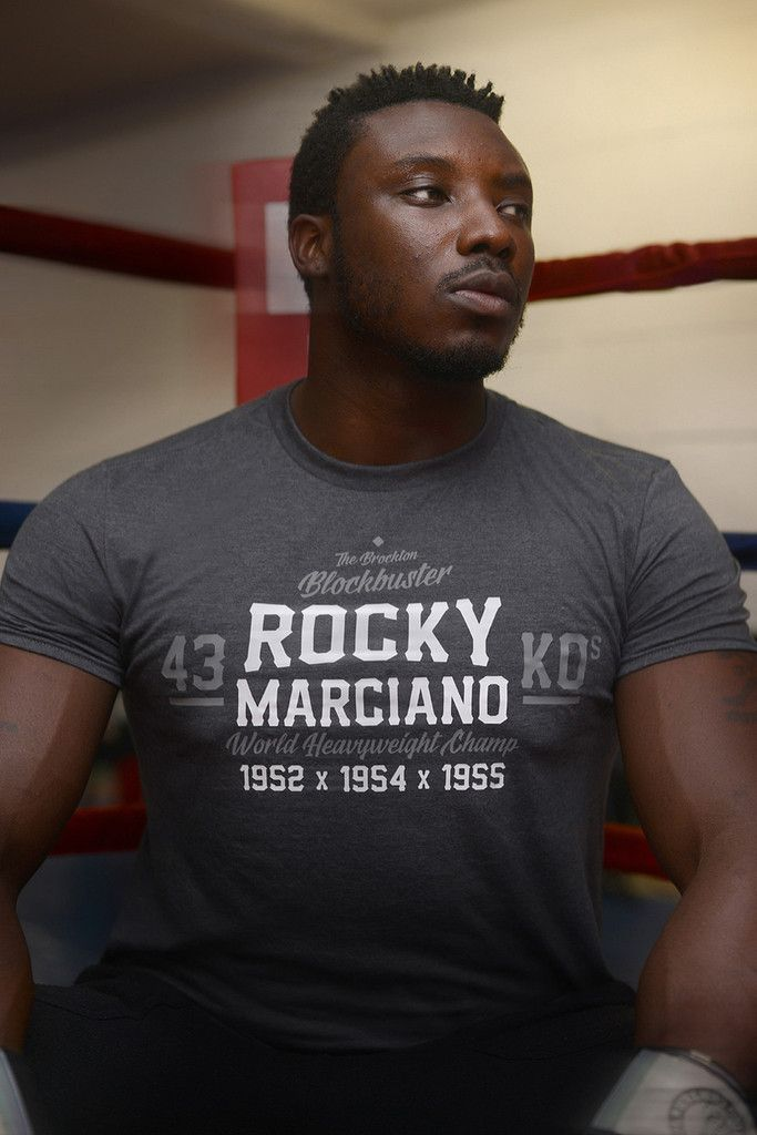 Rumble Bros. Legends and Icons™ Rocky Marciano™ Triumph Tee