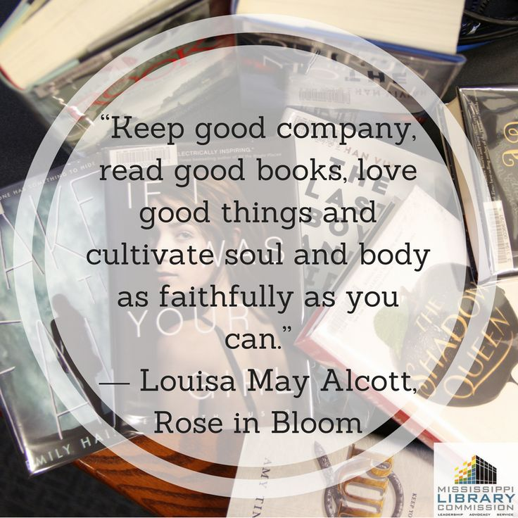 Today's #quote comes from Louisa May Alcott's novel Rose in Bloom. #reading #books