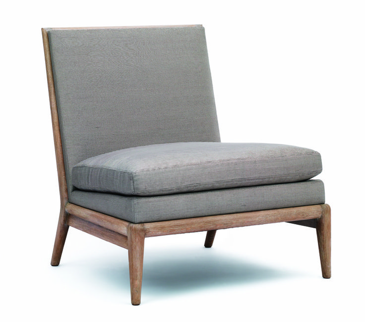 Christian Liaigre Infante Lounge Chair Our Furniture