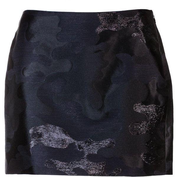 Sale// dsquared2 - camo skirt ($519) ❤ liked on Polyvore featuring skirts, dsquared2, camouflage skirts, camo print skirt and camo skirt