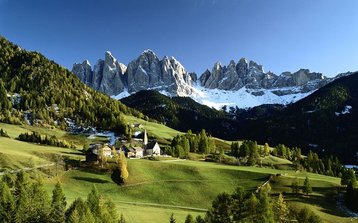 Welcome to the Dolomites, Unesco World Heritage
