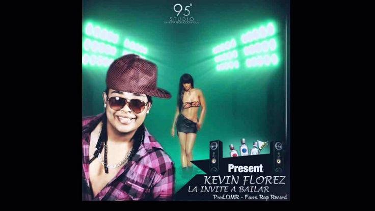 La invite a bailar. Kevin Flores