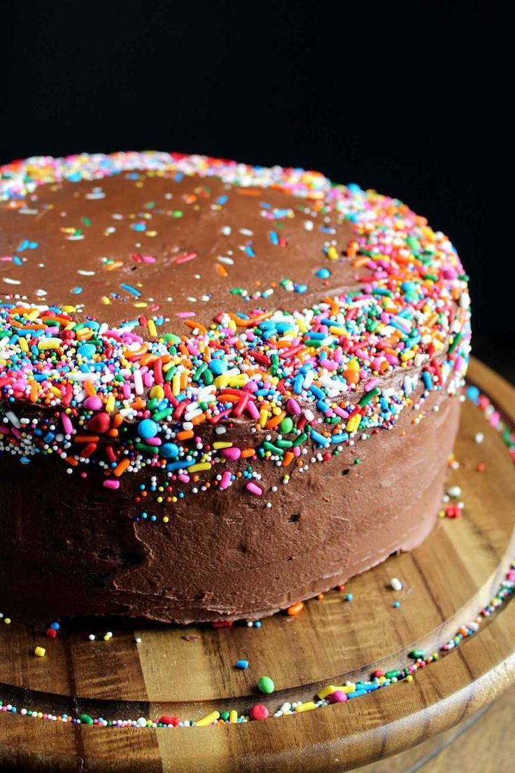 Classic Chocolate Birthday Cake Recipe Cake Chocolate