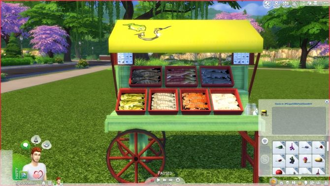 Fish Stands by JPCopeSIMs at SimsWorkshop • Sims 4 Updates