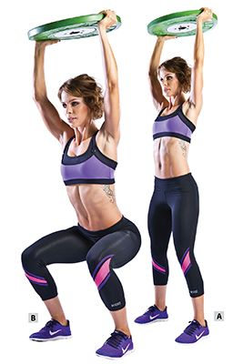 12 best images about weight plate exercises on pinterest