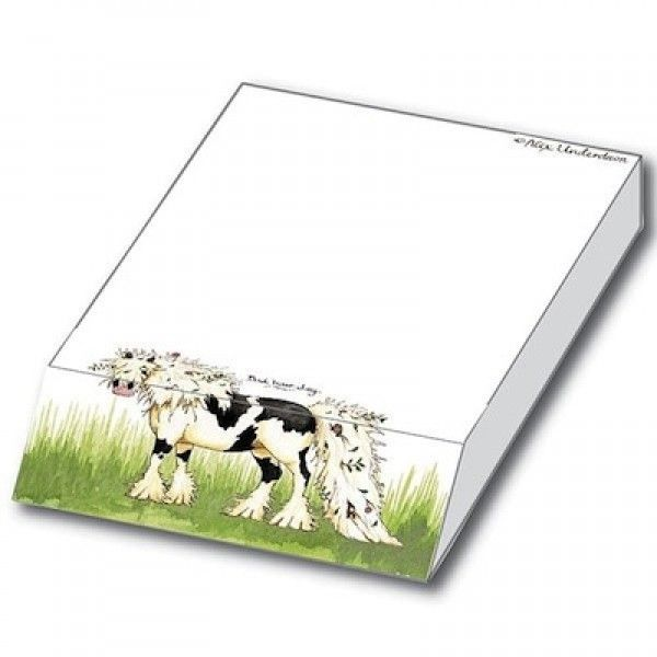 Horses by Alex Slant Pad - Stationery