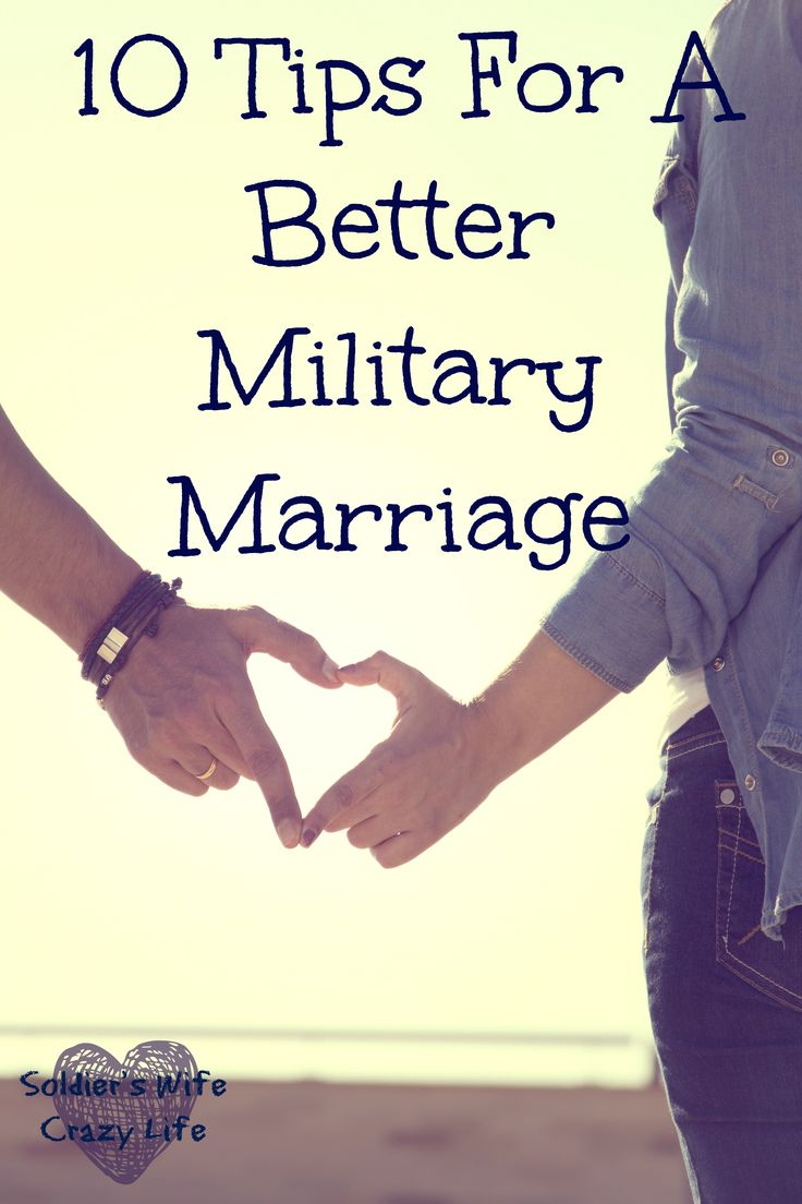 Tips for Dating a Military Man
