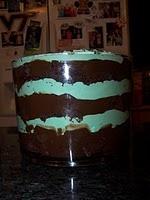 St Patricks Day Dessert (gf)