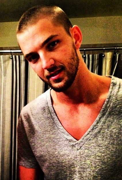 Who else is a fan of Chandler Parsons's haircut??? #notme