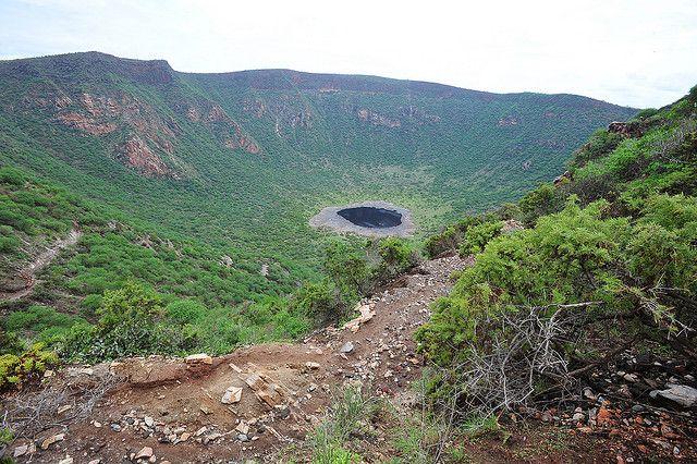 El Sod crater
