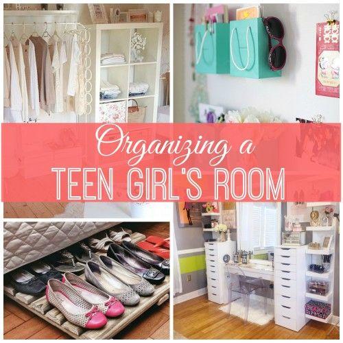 Best 25 Teen Room Organization Ideas On Pinterest Teen Bedroom Organization Makeup Room