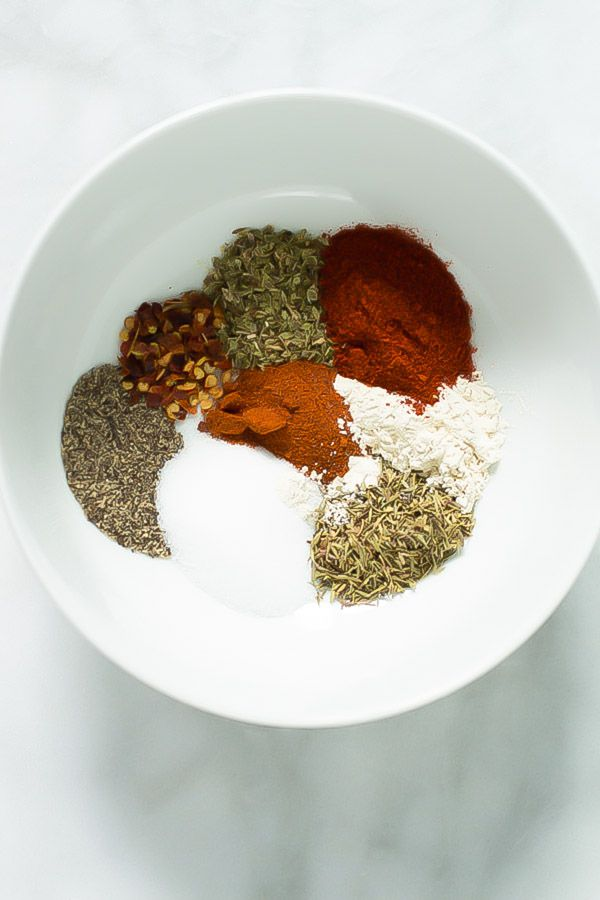 Cajun Seasoning - Primavera Kitchen