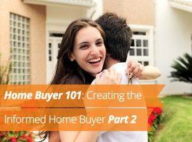 Informed Home Buyer