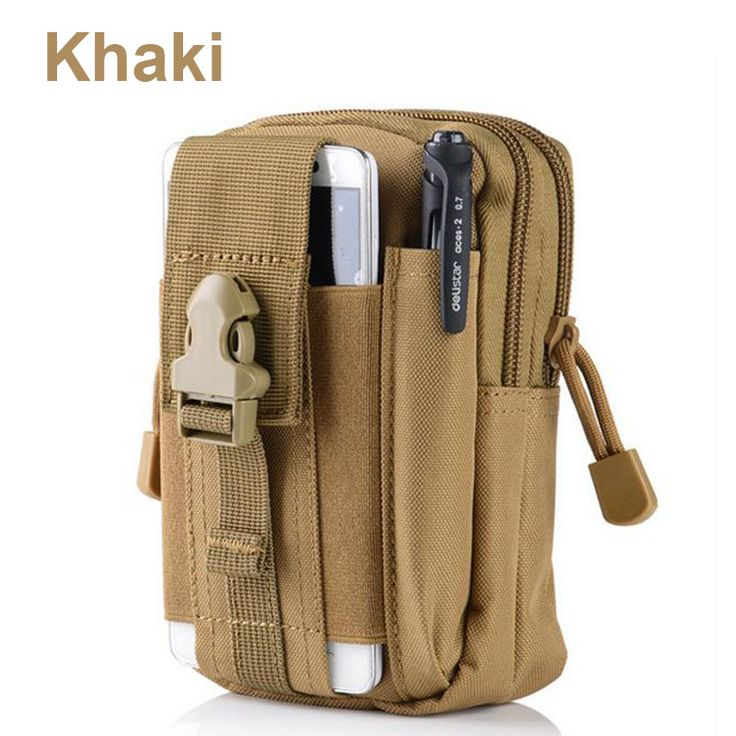 Universal Outdoor Tactical Holster Military Molle Hip Waist Belt Bag Wallet Pouch Purse Phone Cases for iPhone 7 /LG/Zipper 510 // iPhone Covers Online //   Price: $ 9.95 & FREE Shipping  //   http://iphonecoversonline.com //   Whatsapp +918826444100    #iphonecoversonline #iphone6 #iphone5 #iphone4 #iphonecases #apple #iphonecase #iphonecovers #gadget #gadgets