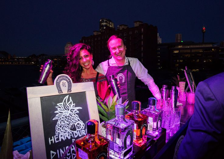 Venues for corporate events in Sydney - Here's the socials gallery from last week's Bar Awards | australianbartender.com.au