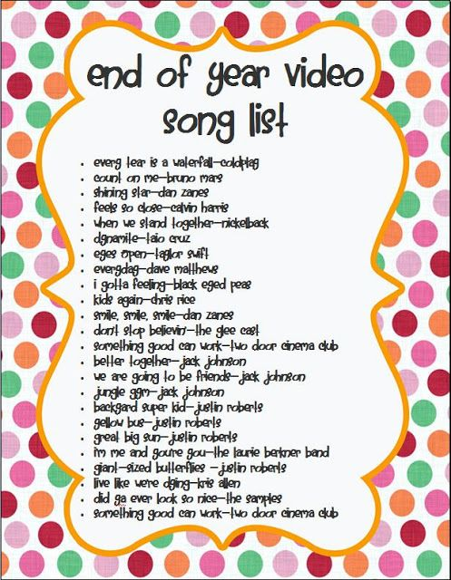 Mrs. Beers' 6th Grade Language Arts: Pictures to Videos and the Music to go with...
