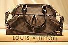 Authentic Louis Vuitton Trevi PM Damier Ebene Bag - SD4058 - Receipt Included!!!
