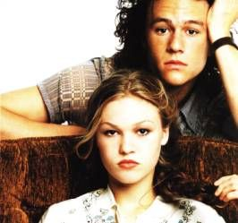 10 Things I Hate About YouAbout You, Fav Movie, Best Movie, Julia Stiles, Good Movie, 10 Things, Favorite Movie, Heath Ledger, 10Things