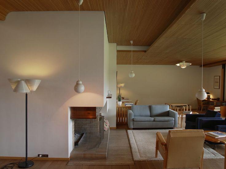 1000 id es sur le th me alvar aalto sur pinterest marcel for Alvar aalto maison