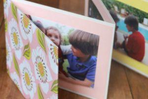 Álbum de fotos plegable | Blog de BabyCenter por @Carolina Krupinska Krupinska Llinas