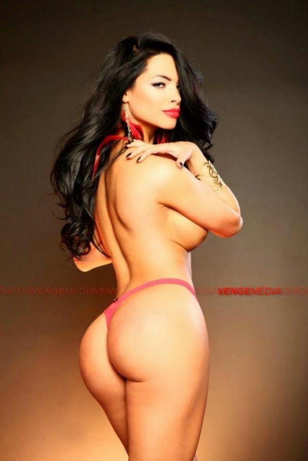 Mujeres desnudas atractivas de puerto rico