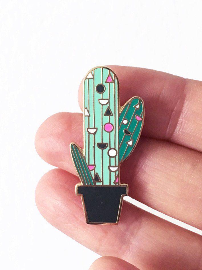 Cactus Pin (Intro Price)