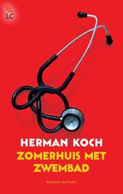 """Boek """"Zomerhuis met zwembad"""" van Herman Koch   ISBN: 9789041415592, verschenen: 2011, aantal paginas: 380"""