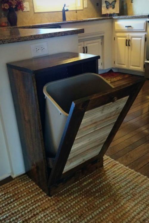 189 best aDo It Yourselfa images on Pinterest - komposteimer für die küche
