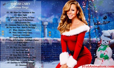 20+ best ideas about M... Mariah Carey Christmas Songs List