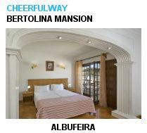 Apartamentos Vila Alba para férias em Albufeira, Algarve